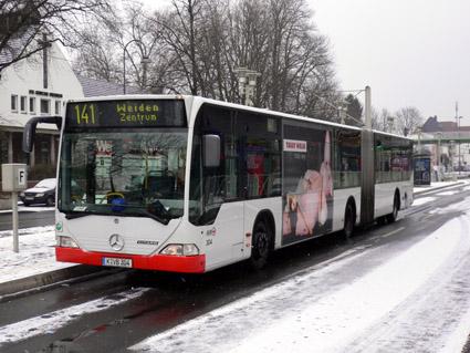 Linie 141 Köln