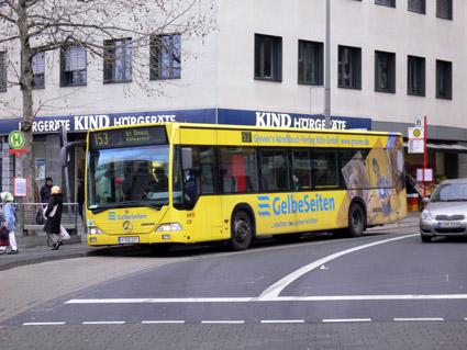 Linie 153 Köln