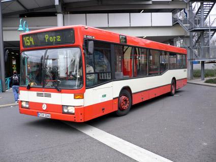 Linie 154 Köln