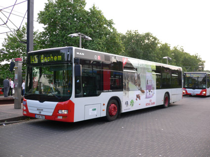 Linie 145 Köln