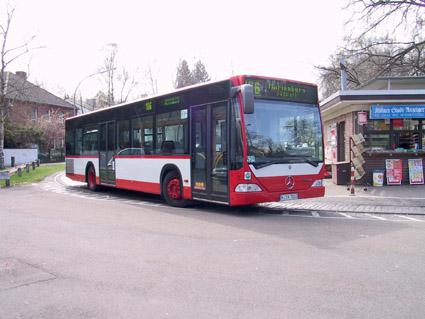 Linie 106 Köln