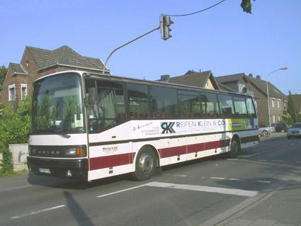 Bm Kh 920 Setra S 215 Ul Fa Karl Heinrichs Werbung