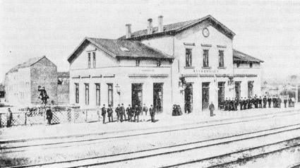 Bahnstrecke Euskirchen Köln